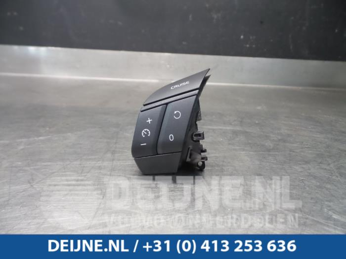Cruise Control Bediening - Volvo S60