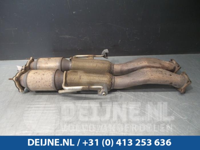 Katalysator - Volvo S80
