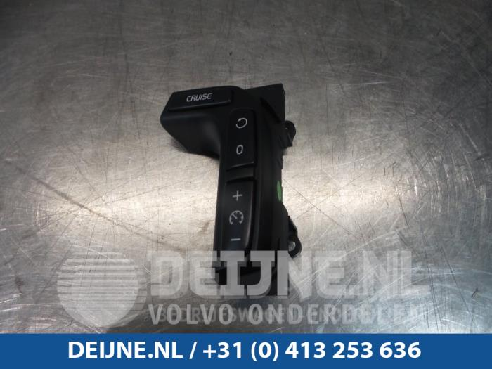 Cruise Control Bediening - Volvo S80