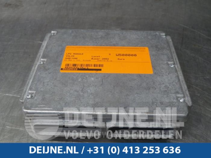 LPG Module - Volvo S40/V40