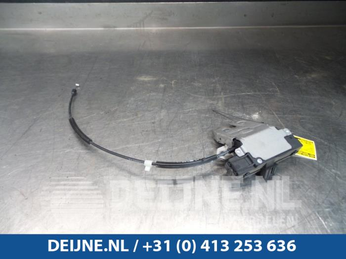 Slotmechaniek Kofferdeksel - Volvo S80