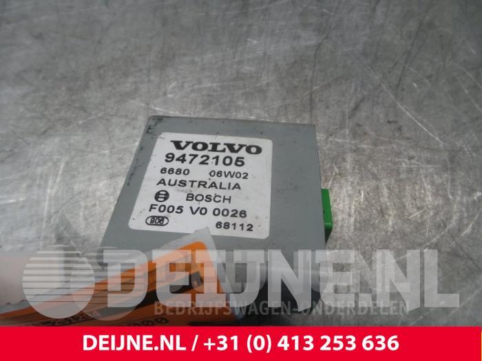 Gevarenlicht relais - Volvo V70