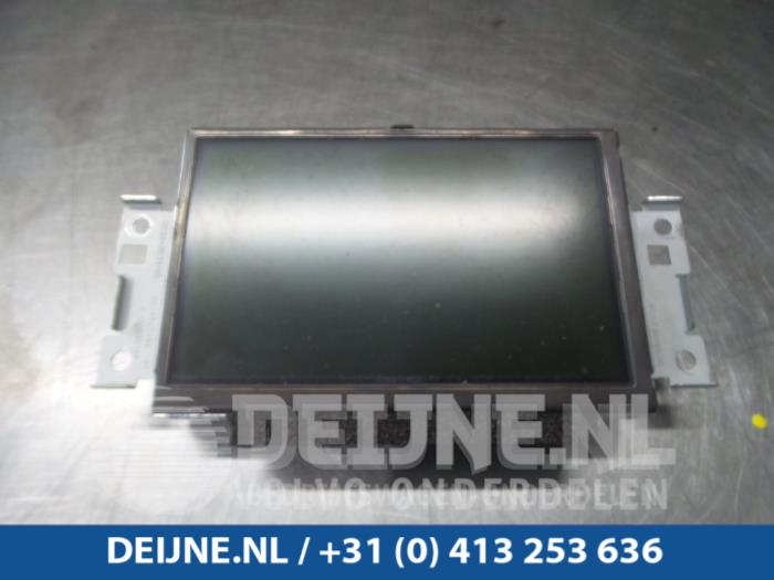 Display Multi Media regelunit - Volvo S60