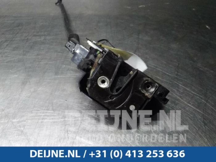 Deurslot Mechaniek 4Deurs rechts-achter - Volvo V70/S70