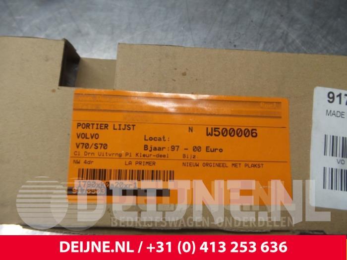 Portierlijst - Volvo V70/S70