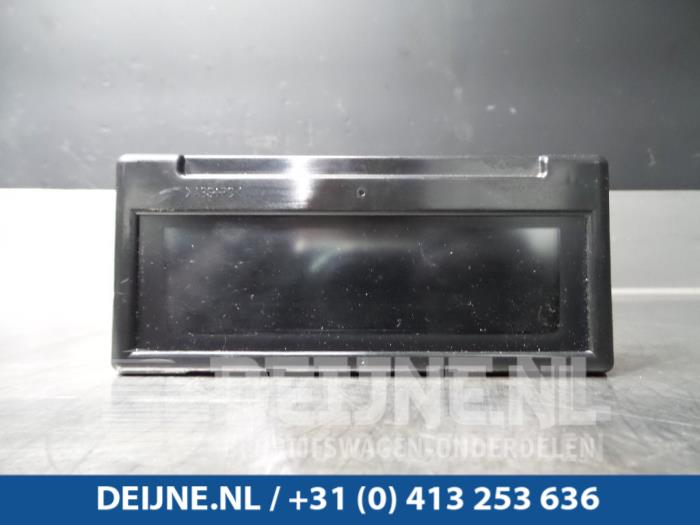 Display Multi Media regelunit - Volvo V50