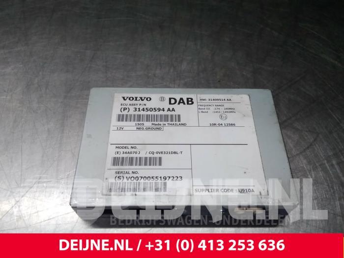 Radio module - Volvo V60
