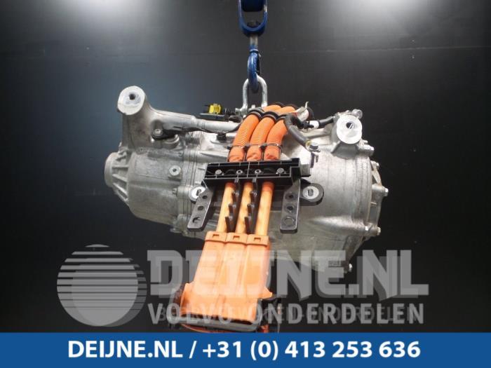 Hybride aandrijfeenheid - Volvo XC90