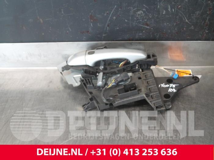 Portiergreep 4Deurs rechts-achter - Volvo S80