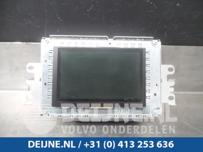 Display Multi Media regelunit - Volvo V70