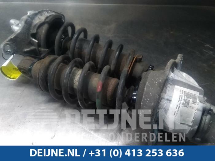 Schokdemper set - Volvo V70
