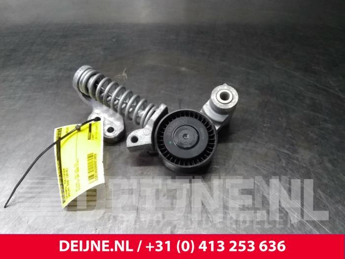 Spanrol Multiriem - Volvo S60