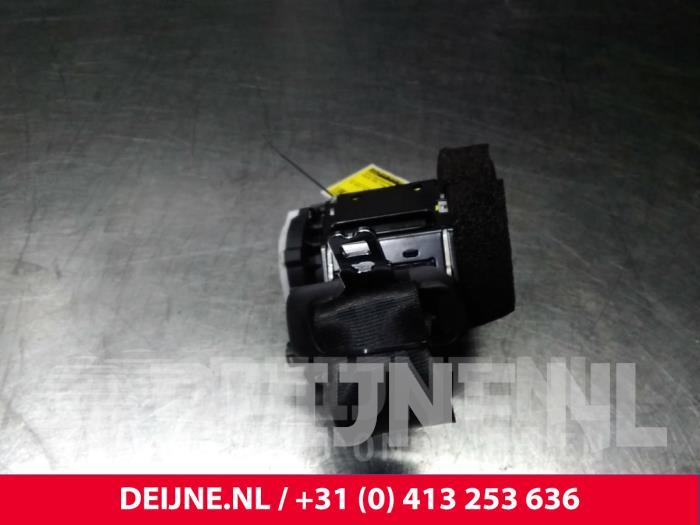 Veiligheidsgordel midden-achter - Volvo S60
