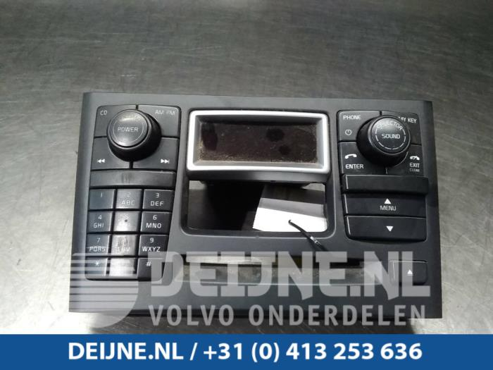 Radiobedienings paneel - Volvo XC90