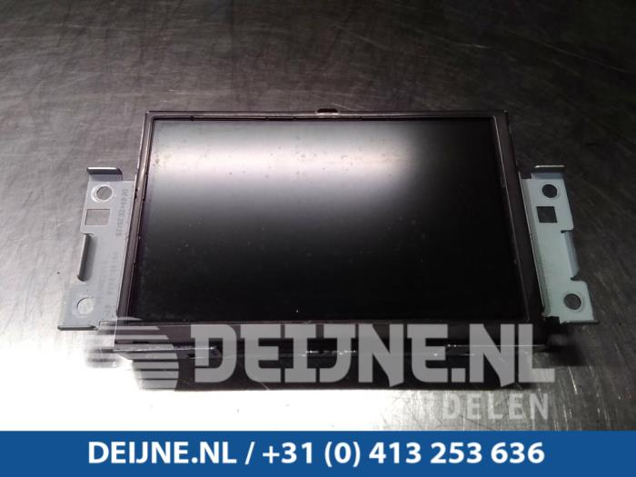 Display Multi Media regelunit - Volvo XC60
