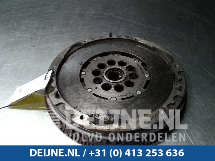 Dubbele massa vliegwiel - Volvo C70
