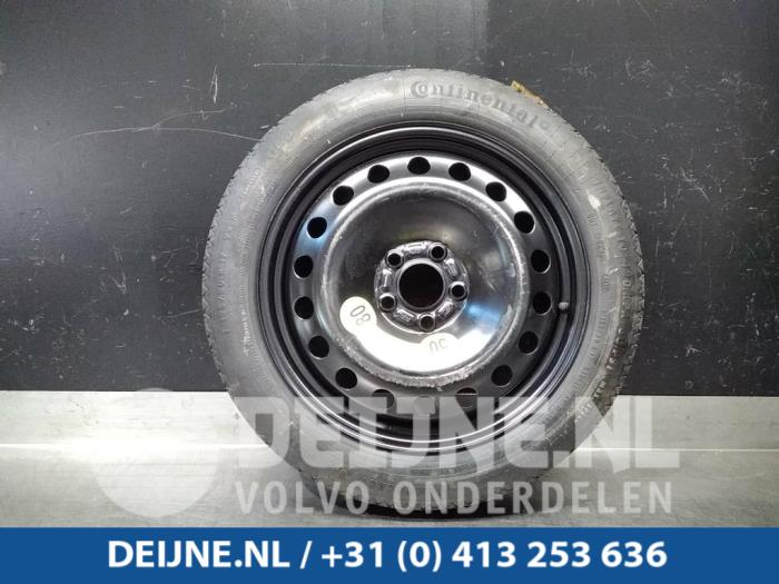 Thuiskomer - Volvo V70