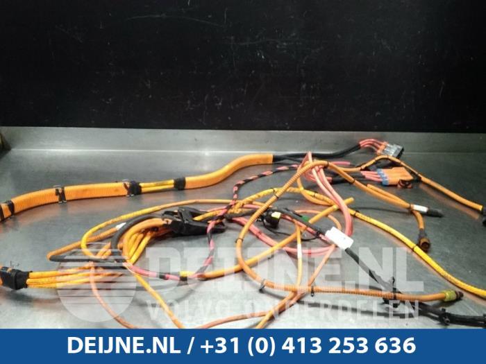 HV kabel (hoog voltage) - Volvo V60