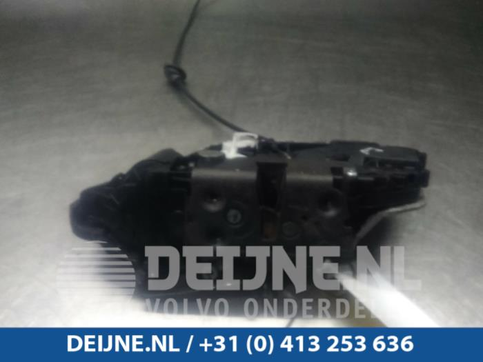 Deurslot Mechaniek 2Deurs links - Volvo C70