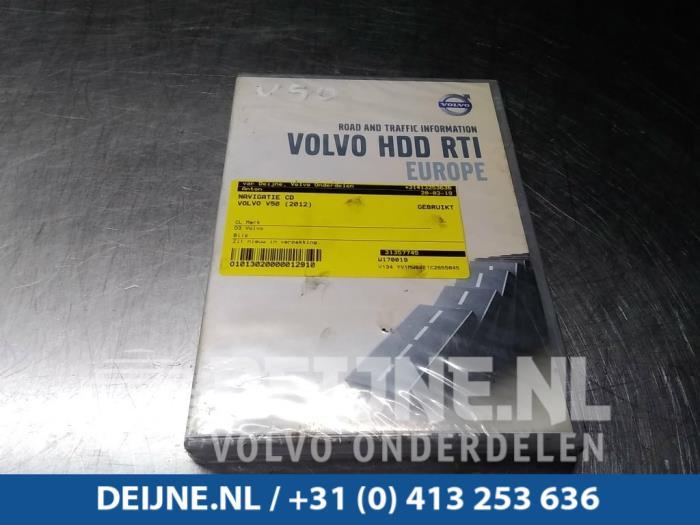 Navigatie CD - Volvo V50