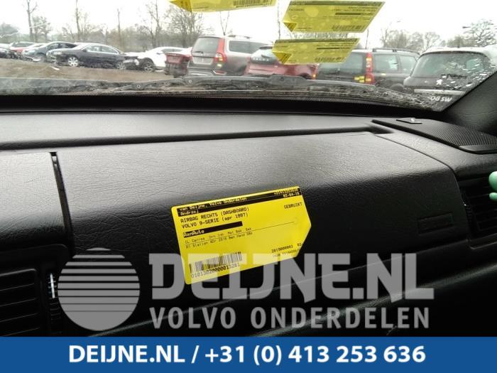 Airbag rechts (Dashboard) - Volvo 9-Serie