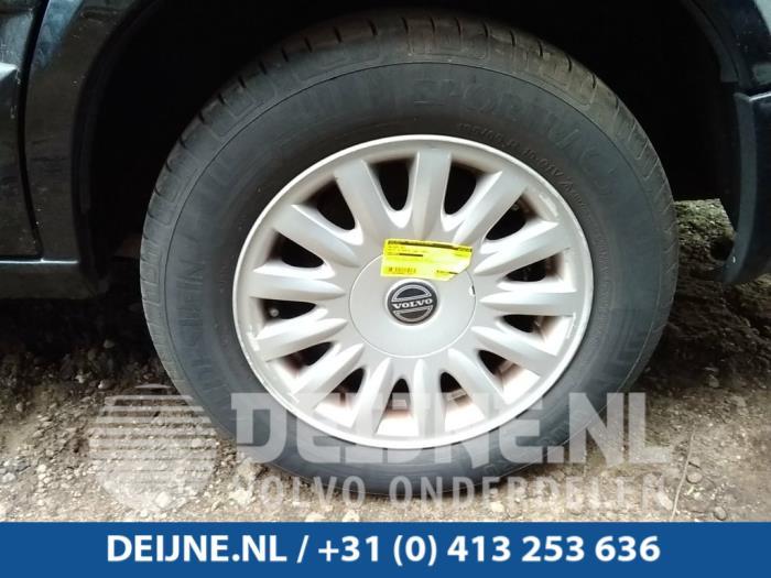 Velgen set - Volvo 9-Serie