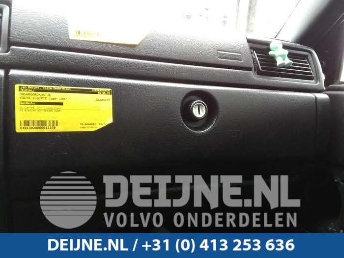 Dashboardkastje - Volvo 9-Serie