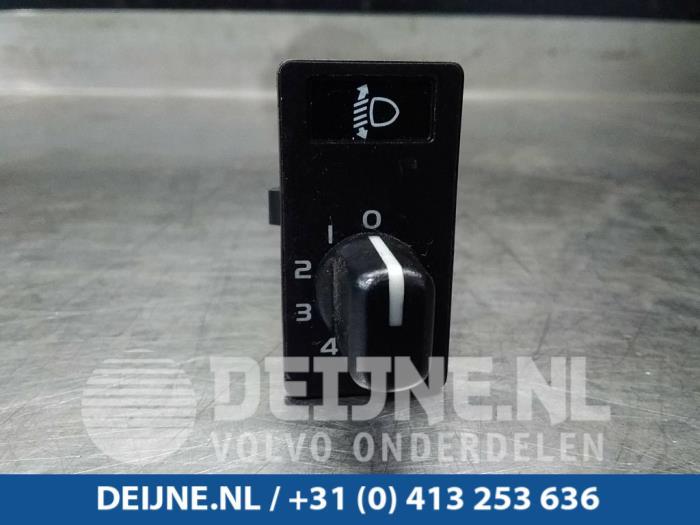Hoogteregelaar schakelaar - Volvo 9-Serie