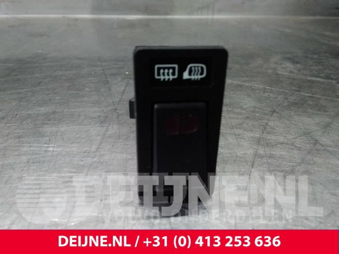 Verwarmingsschakelaar Achterruit - Volvo 9-Serie