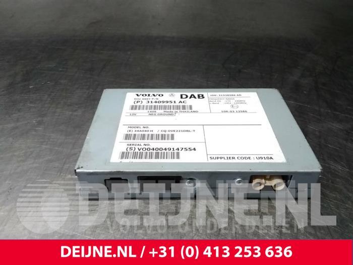 Antenne Versterker - Volvo V40