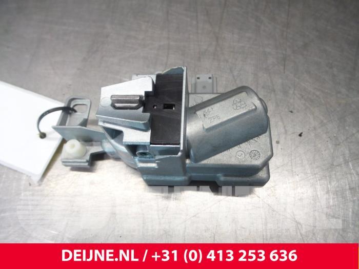 Stuurhuis Slot - Volvo V40