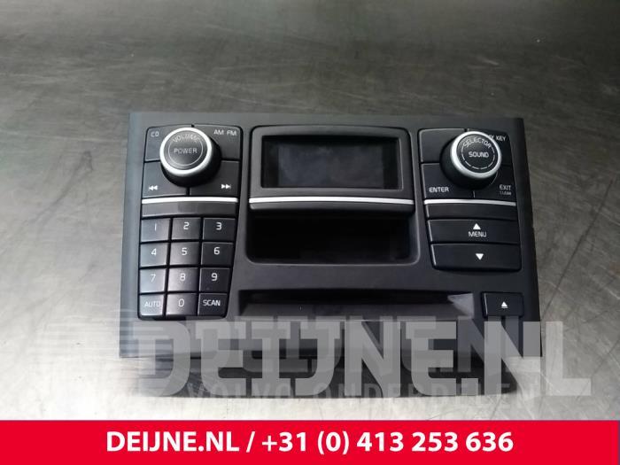 Radiobedienings paneel - Volvo XC90