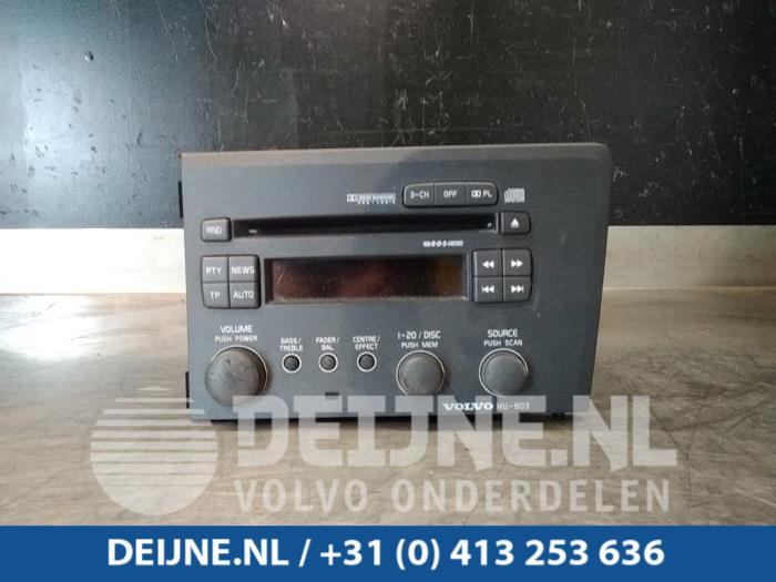 Radio - Volvo S60