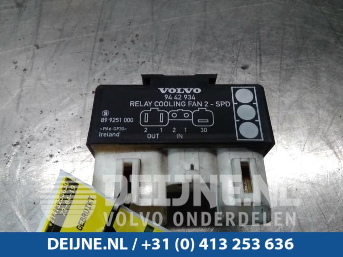 Koelvin relais - Volvo C70