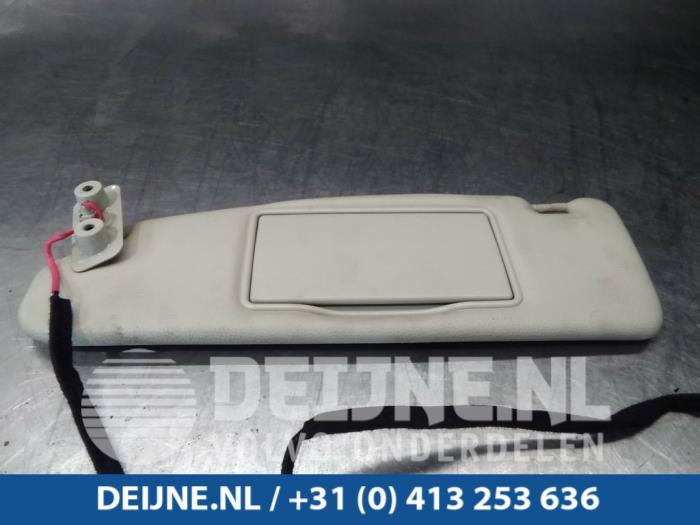 Zonneklep - Volvo C70