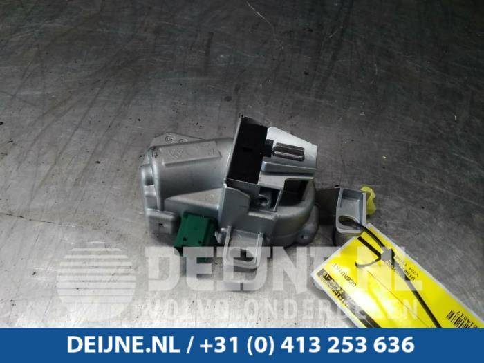 Stuurhuis Slot - Volvo S80