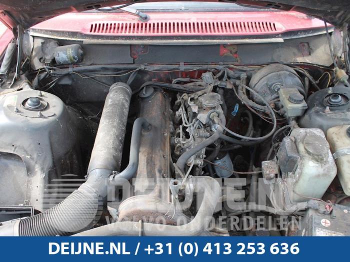 Motor - Volvo 2-Serie