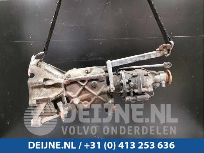 Versnellingsbak - Volvo 2-Serie