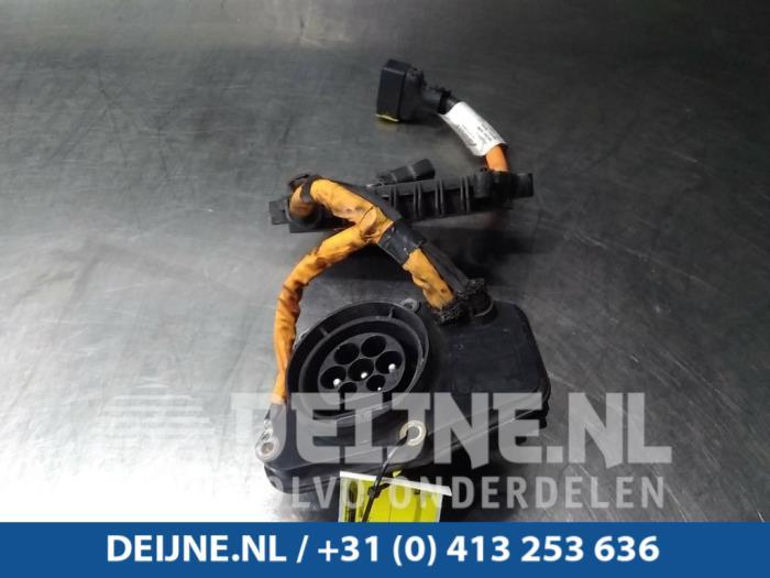 Oplaadpunt stekker aansluiting - Volvo V60