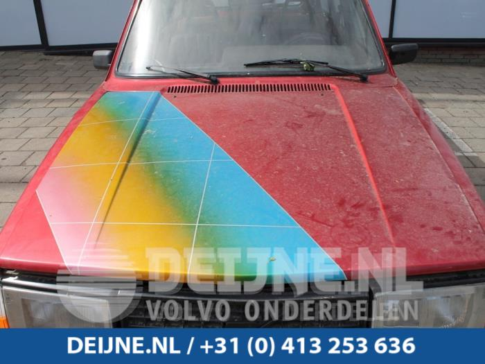 Motorkap - Volvo 2-Serie