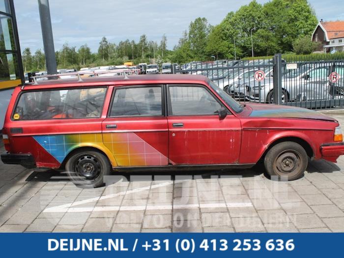Portier 4Deurs links-achter - Volvo 2-Serie