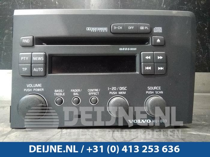 Radio - Volvo XC70