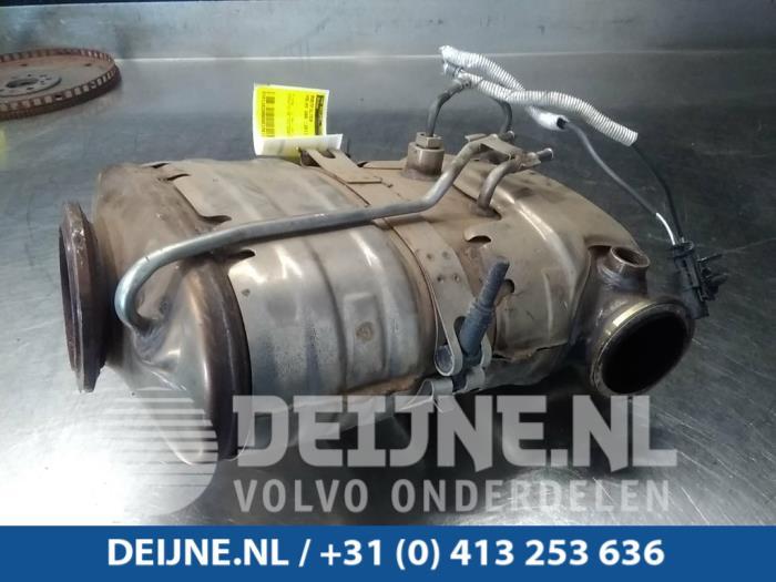 Roetfilter - Volvo S60