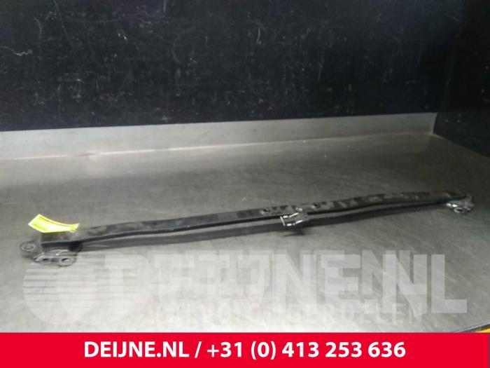 Veerpootbrug - Volvo V40