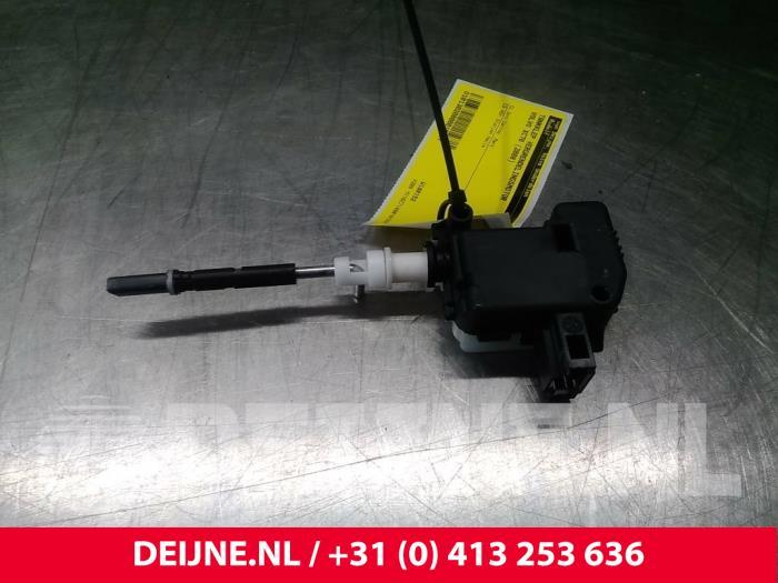 Tankklep Vergrendelingsmotor - Volvo XC70
