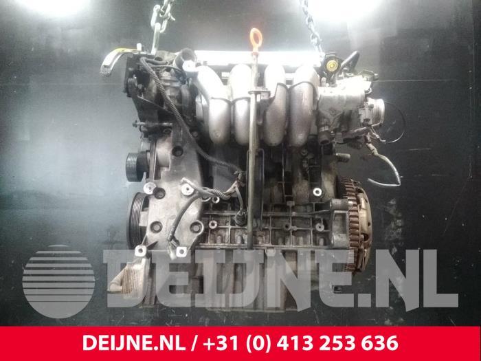 Motor - Volvo V40