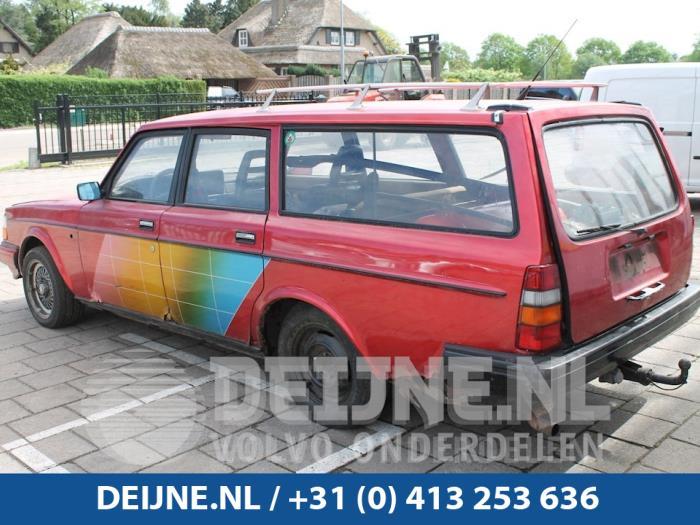 Extra Ruit 4Deurs links-achter - Volvo 2-Serie