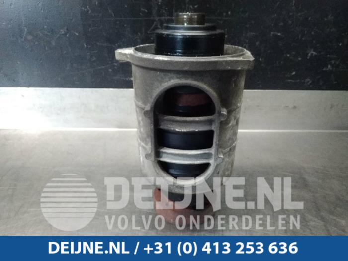 Visco koppeling achteras - Volvo XC70
