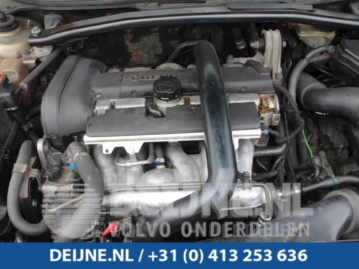 Veerpootbrug - Volvo XC70