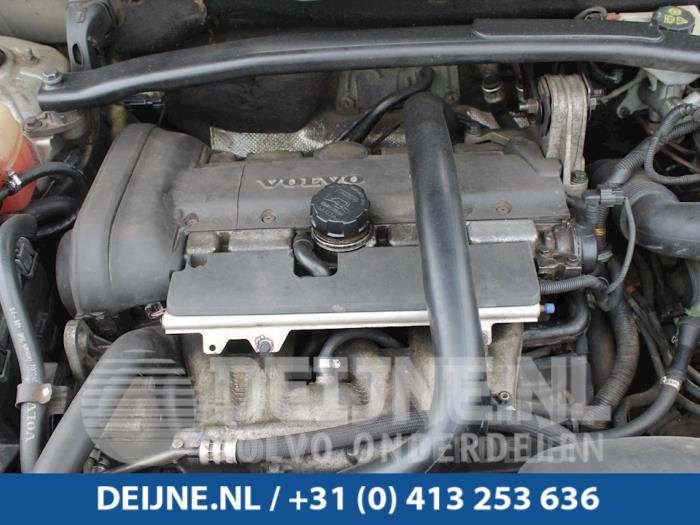 Veerpootbrug - Volvo XC90
